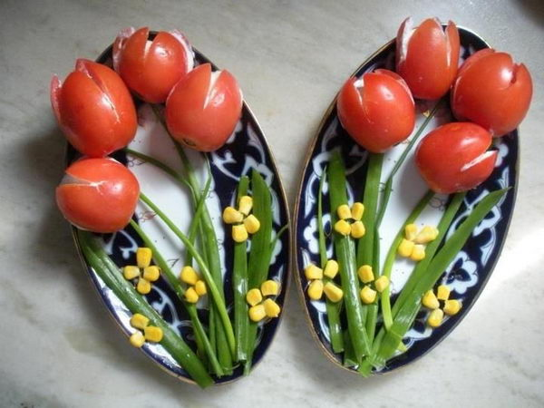 Tulip Edible Arrangment,