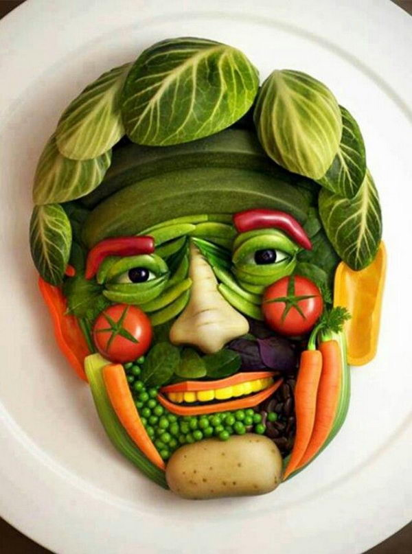 Funny Face Edible Arrangment,