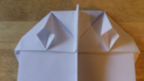 The Scorpion paper airplane is an aircraft which can be launched with two rockets, or the the simple throw.