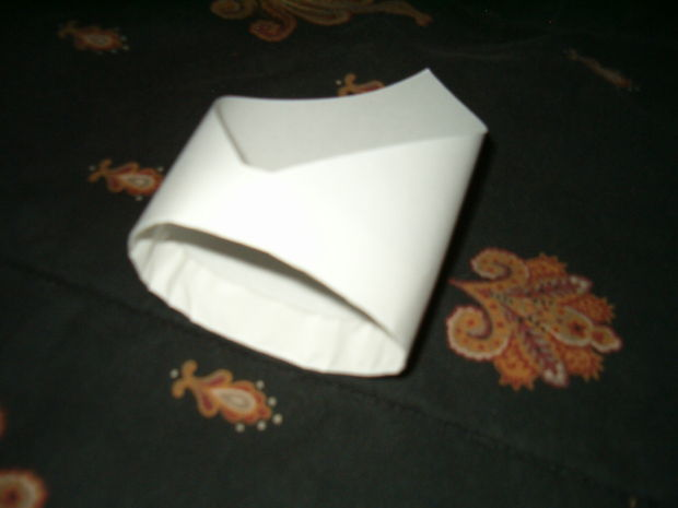 Tubular Paper Airplane,