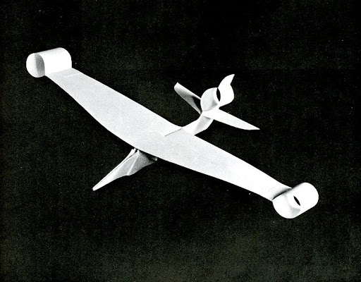 Paper Airplane Design,