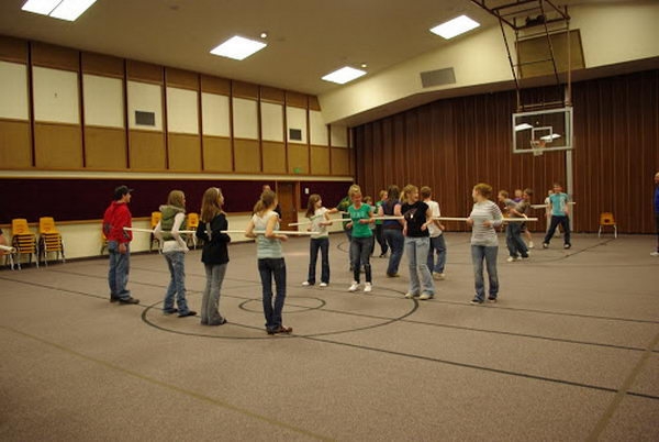 Human Table Football Team Building Activities.