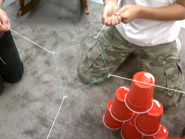 Group Structure Building.