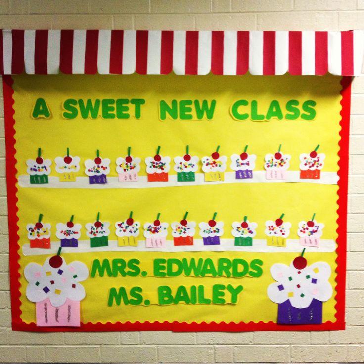 A Sweet New Class.