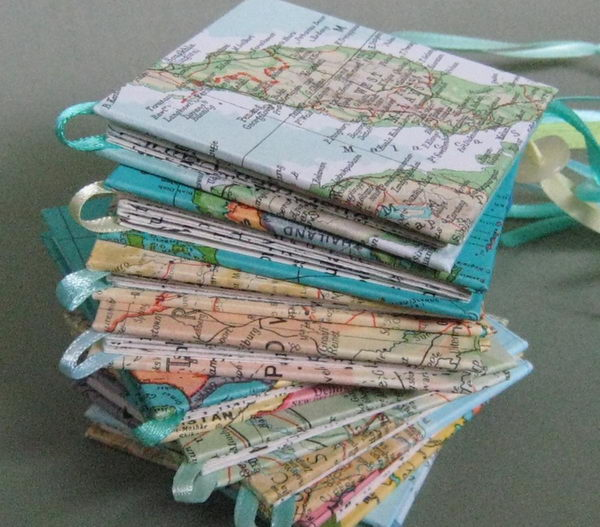 Cute Book Cover Ideas ~ Creative diy book cover ideas
