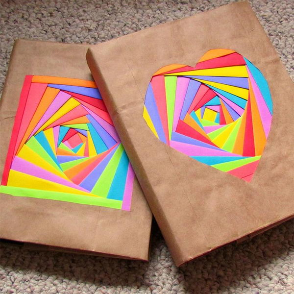 Rainbow Book Cover.