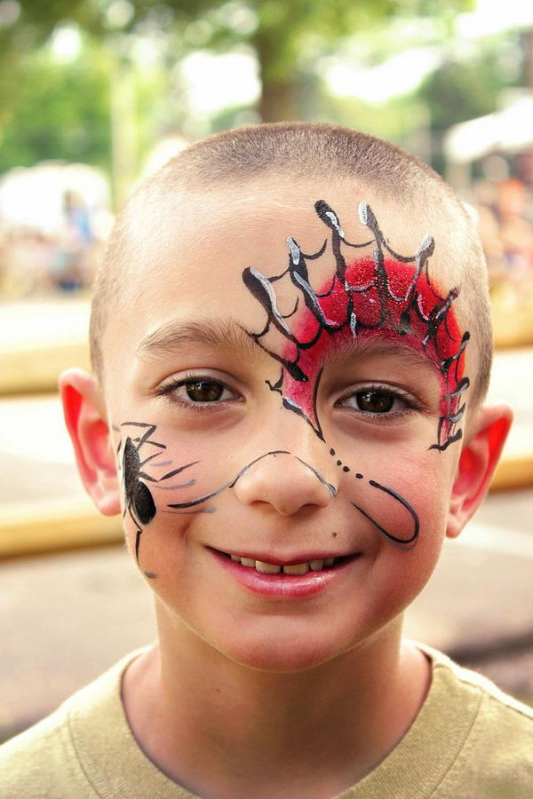 Cool Painting. Cool Face Painting Ideas For Kids, which transform the faces of little ones without requiring professional-quality painting skills.