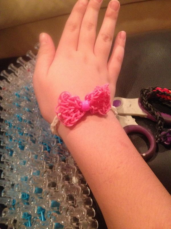 Cool DIY Rainbow Loom Bracelets. Rainbow Loom is one of the top gifts for kids, and every kid seems to have at least one piece of rubber band jewelry.