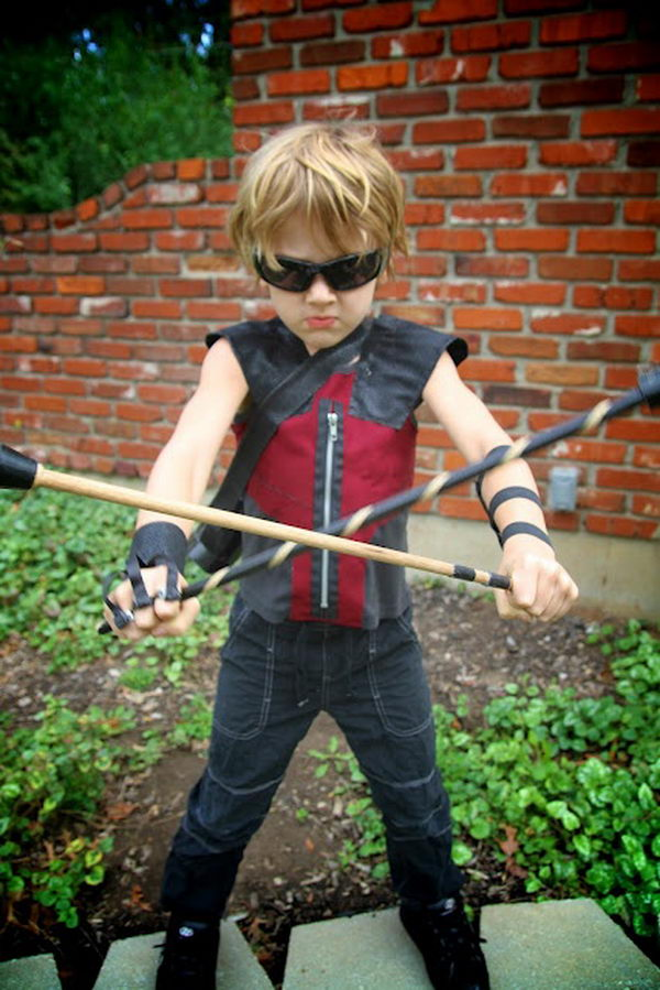Homemade Hawkeye Costume. Super Cool Character Costumes. With so many cool costumes to choose from, you have no trouble dressing up as your favorite sexy idol this Halloween.