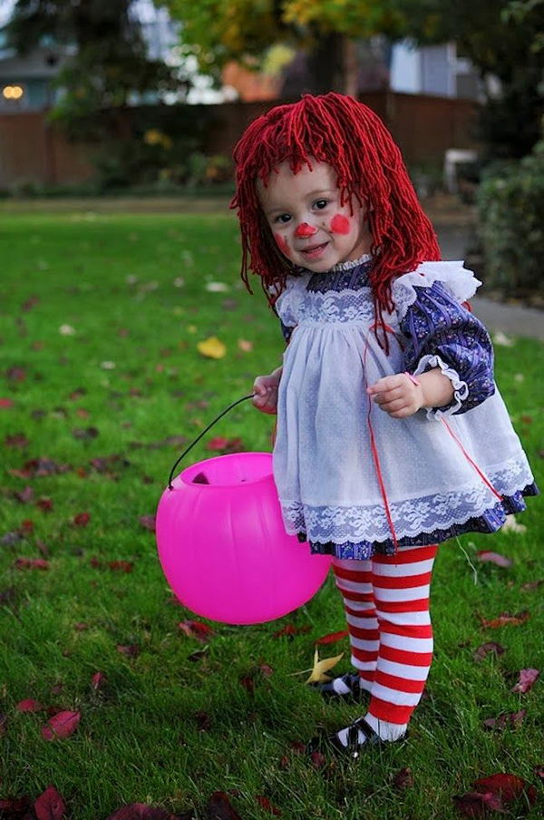 Raggedy Ann Costume. Super Cool Character Costumes. With so many cool costumes to choose from, you have no trouble dressing up as your favorite sexy idol this Halloween.