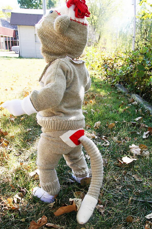 Old Sweater Sock Monkey Costume. Super Cool Character Costumes. With so many cool costumes to choose from, you have no trouble dressing up as your favorite sexy idol this Halloween.