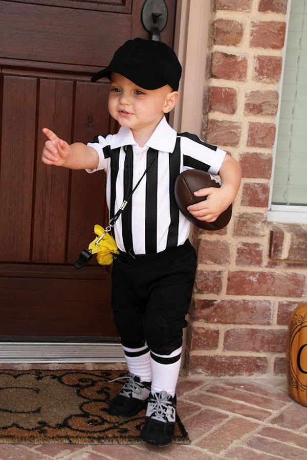 Baby Referee Halloween Costume. Super Cool Character Costumes. With so many cool costumes to choose from, you have no trouble dressing up as your favorite sexy idol this Halloween.