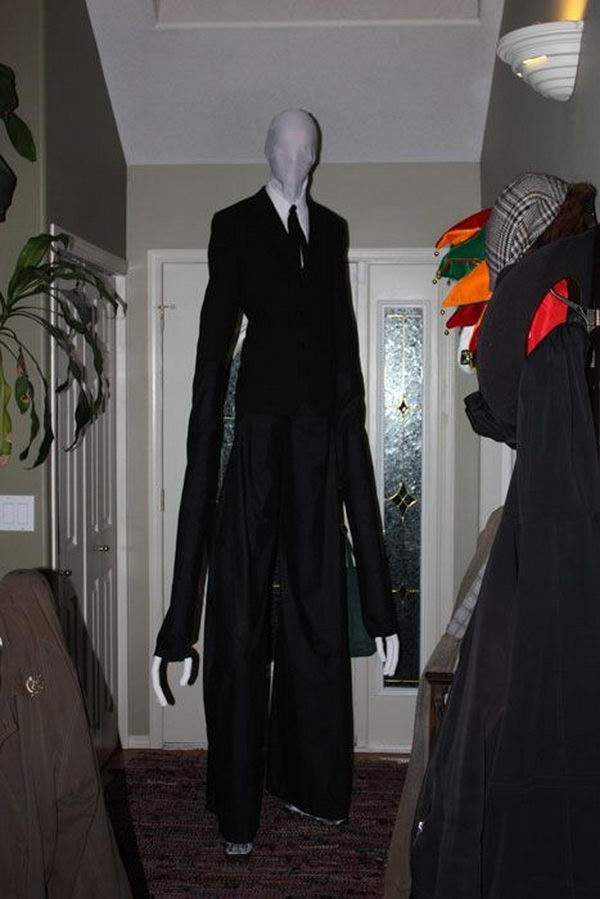 Slenderman Costume. Super Cool Character Costumes. With so many cool costumes to choose from, you have no trouble dressing up as your favorite sexy idol this Halloween.