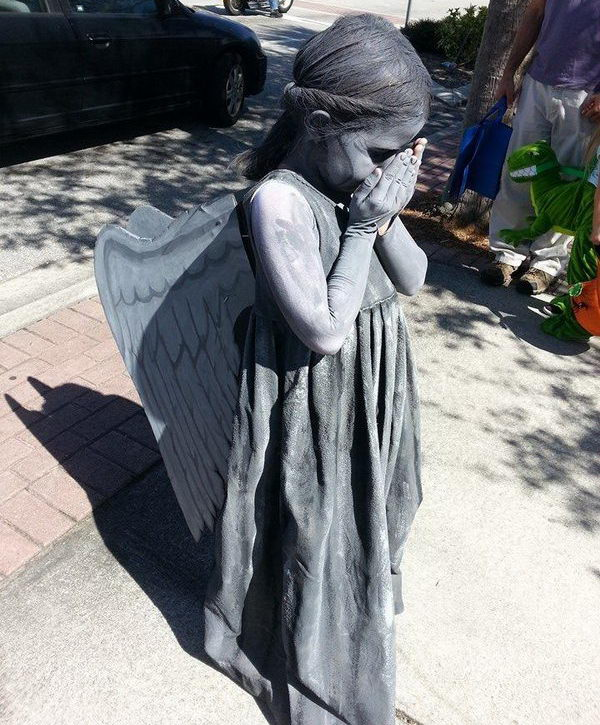 Weeping Angel Costume. Super Cool Character Costumes. With so many cool costumes to choose from, you have no trouble dressing up as your favorite sexy idol this Halloween.
