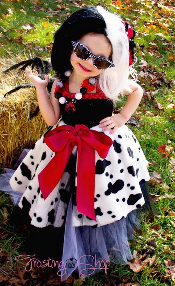 Cruella DeVil Costume for Kids. Super Cool Character Costumes. With so many cool costumes to choose from, you have no trouble dressing up as your favorite sexy idol this Halloween.