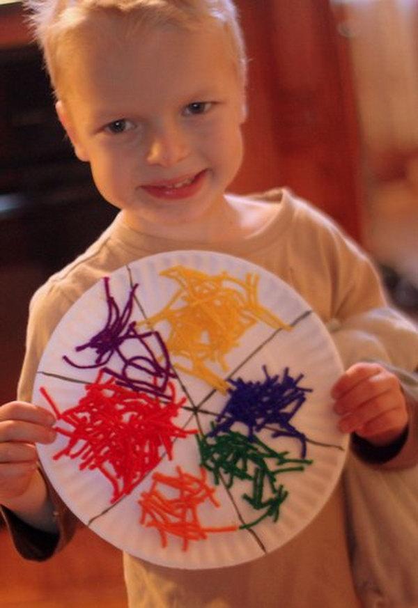 Creative Color Wheel Project Ideas