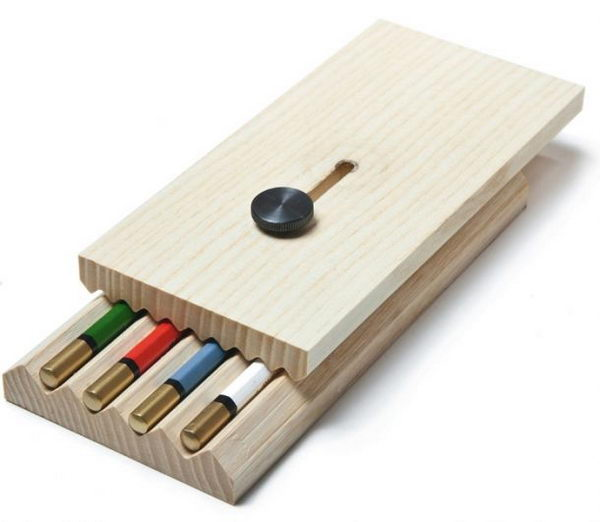 20 Cool Pencil Case Ideas: cool pencil holder ideas