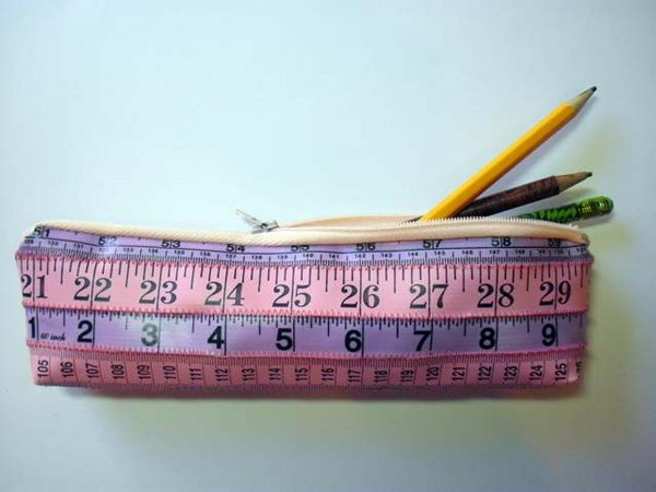 Measuring Tapes Pencil Case. There's nothing like a cool pencil case full of cool pencils, erasers and accessories to excite your kids' imagination and ignite their creative and linguistic passions. Show how much you care about them.