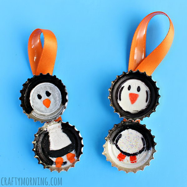 4 christmas penguin crafts