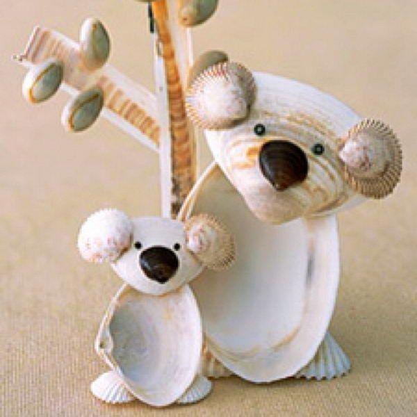 Seashell Bear,
