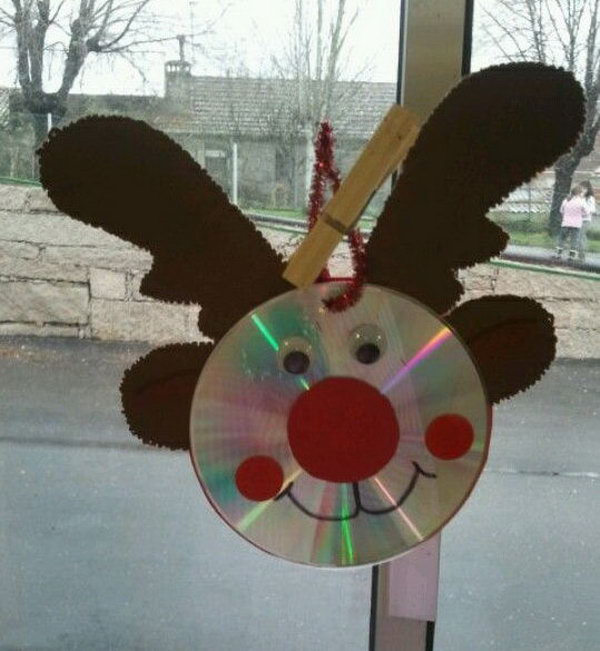Cool reindeer crafts for christmas for Reindeer project
