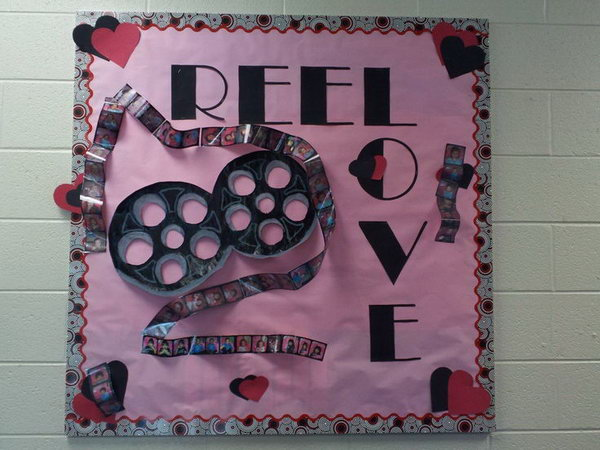REEL LOVE Bulletin Board,