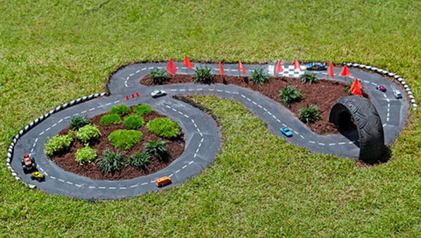 ideas sponge kids free on garden design kids