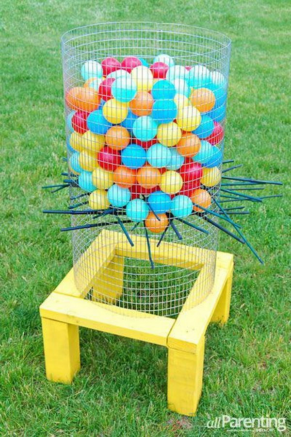 DIY Lawn Games. These DIY lawn games are fun and easy to play with the kids for spring, summer, fall, or anytime the weather permits backyard activities. Believe it or not, this is made with really simple materials.