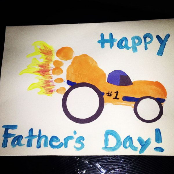 Happy Father's Day to All the Hardworking Dads