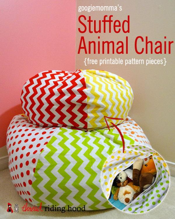 Stuffed Animal Chair