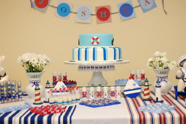 1 birthday party ideas for boys