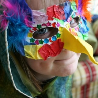 20 DIY Halloween Mask Crafts for Kids