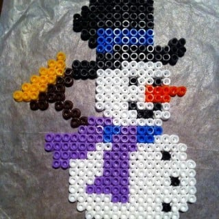 40+ Creative Perler Beads Ideas