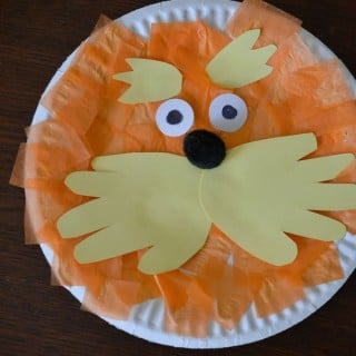 Dr. Seuss Crafts for Kids