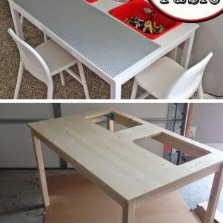 Creative Lego Storage Ideas