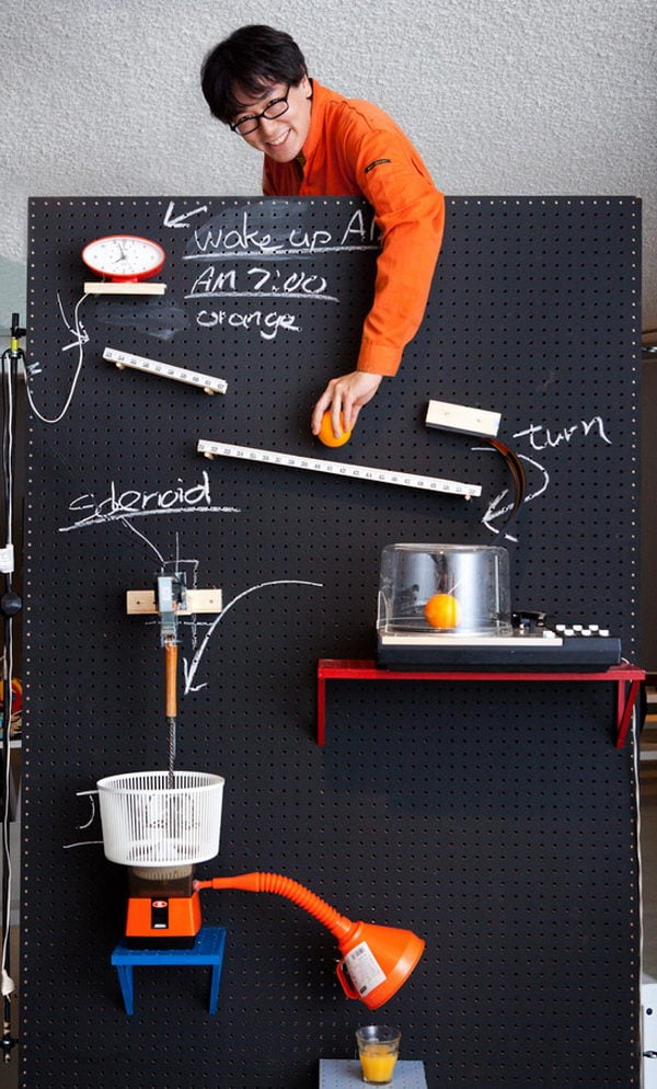 16 Cool Rube Goldberg Machine Ideas