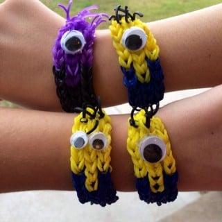 20 Cool DIY Rainbow Loom Bracelets for Kids