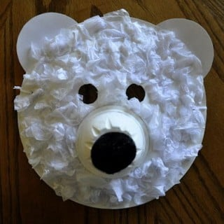 Cool Polar Bear Crafts for Winter and Christmas Season