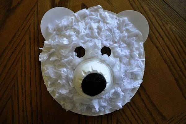 1 polar bear crafts
