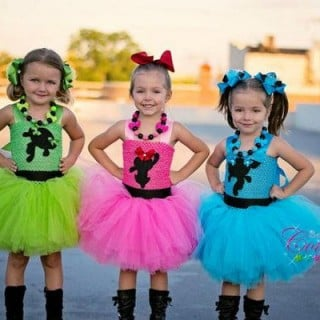 10+ Power Puff Girls Group Costume Ideas