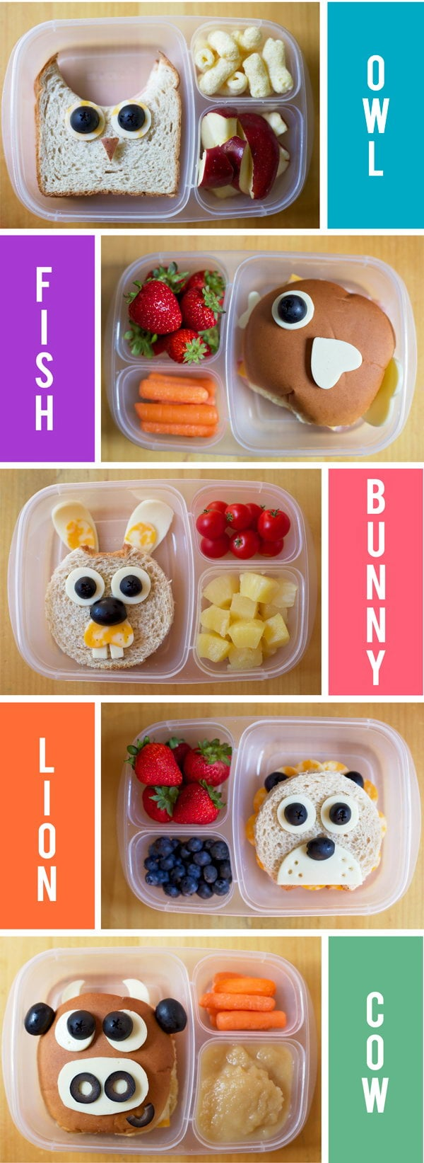 1 school lunch ideas for kids