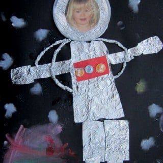 Cool Space Crafts for Kids