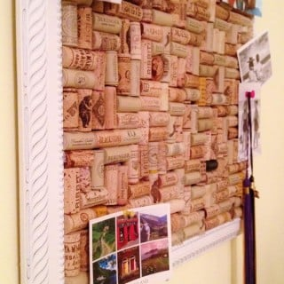10 Cool Wine Cork Board Ideas