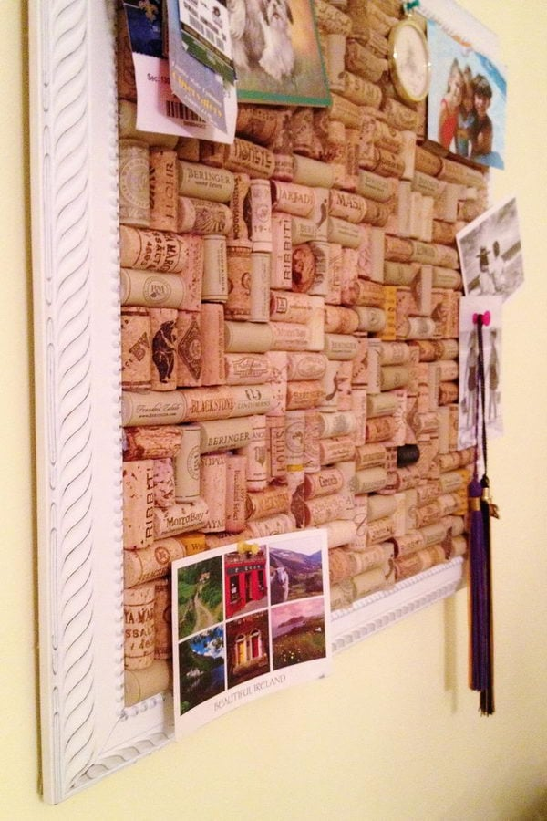 1 wine cork board ideas