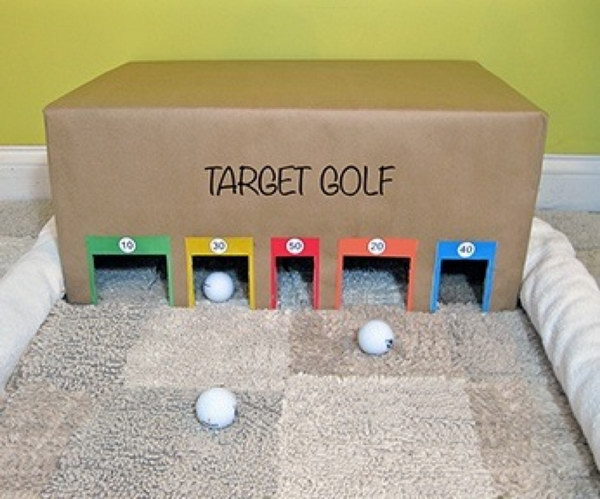 Target Golf Game in a Box