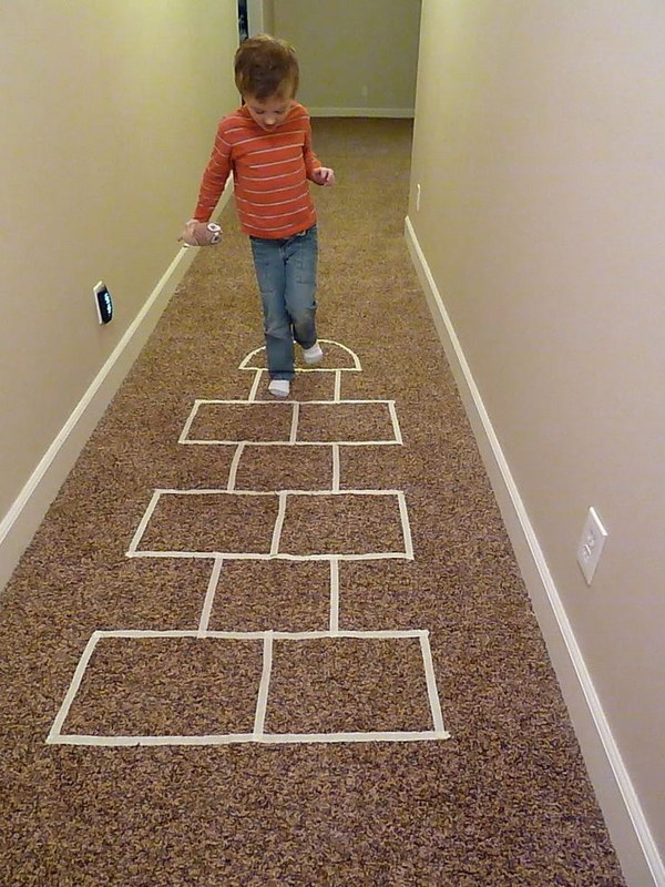 15 fun and easy indoor games for preschoolers for Indoor play activities