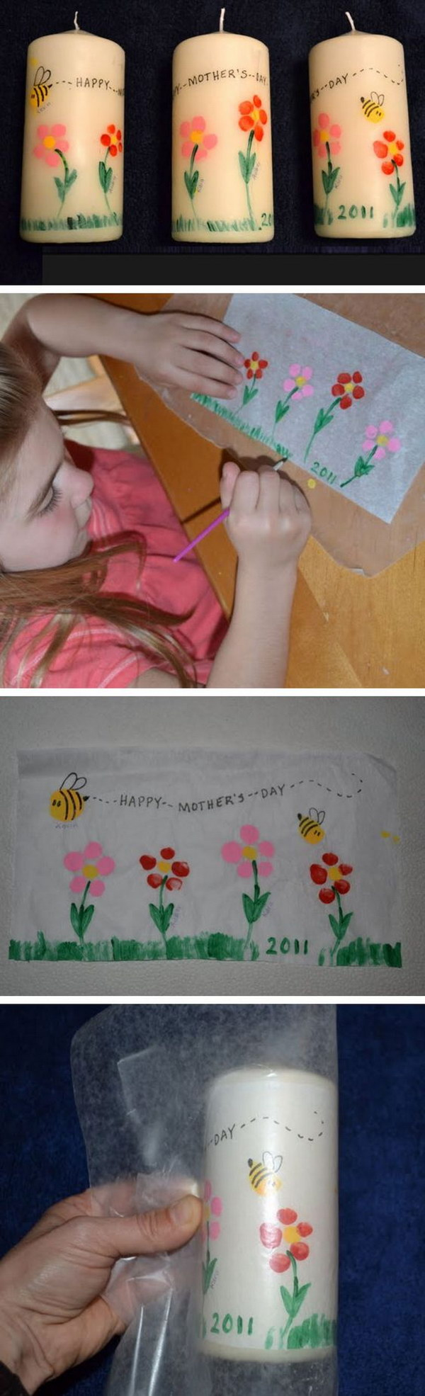 Sponge Art For Kids
