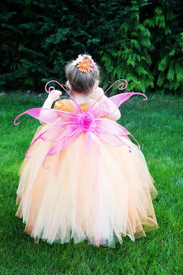 Little Fairy Costume Tutorial.