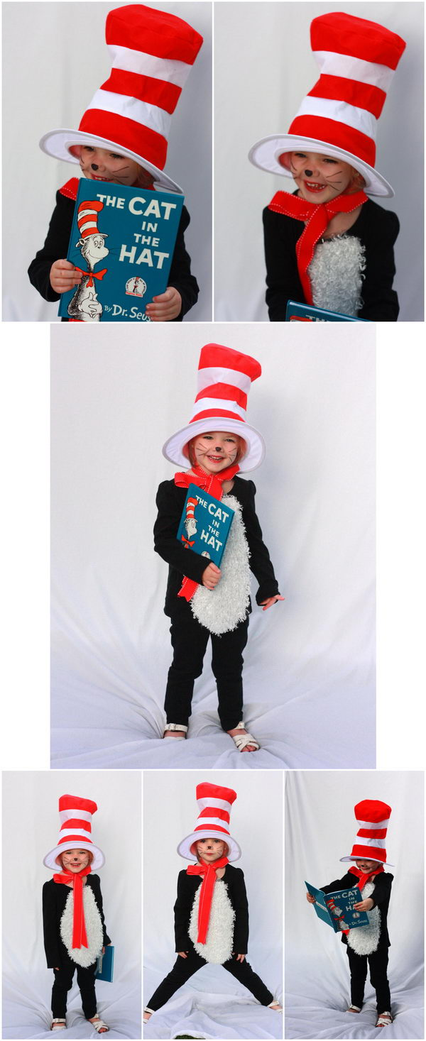 Cat in the Hat Costume.