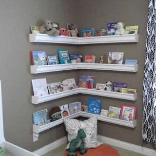 30+ Creative and Cozy Reading Nooks for Kids